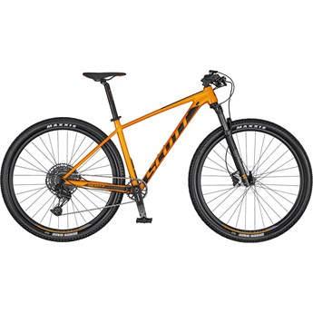Scott Scale 970 Orange/Black