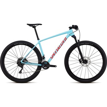 Specialized Chisel Men DSW Comp 29 Gloss Light Blue/Rocket Red