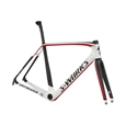 Specialized S-Works Tarmac Frameset (Rampaket) White/Carbon/Black/Red 2015