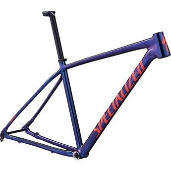Specialized Chisel Men DSW 29 Frame Gloss Chameleon/Rocket Red