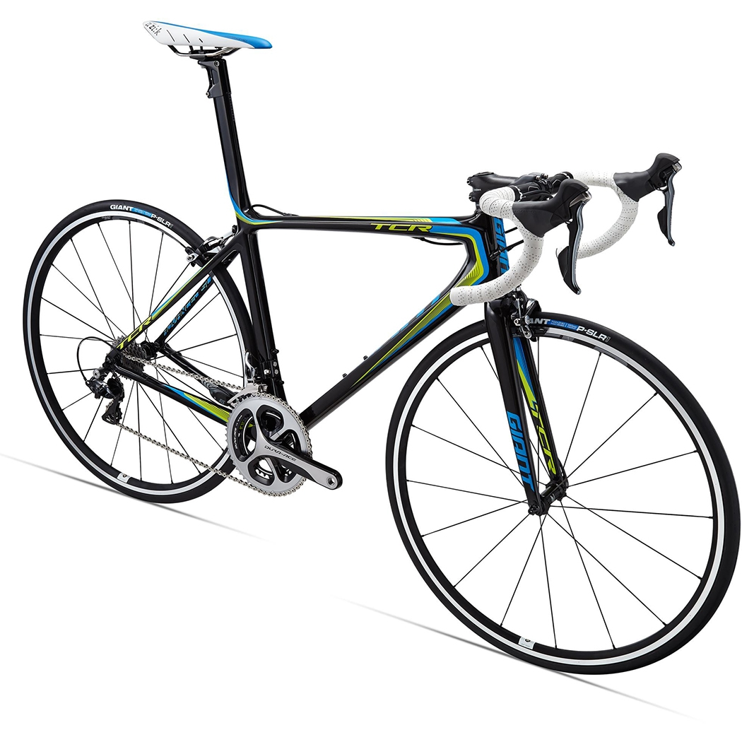 Giant TCR Advanced SL 1 Comp/Blue