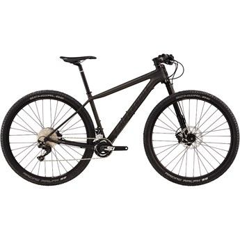 Cannondale F-Si Carbon 4 Anthracite with Jet Black, Matte