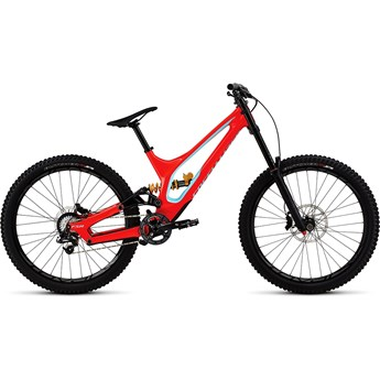 Specialized Demo 8 FSR I Carbon 650B Rocket Red/Light Blue