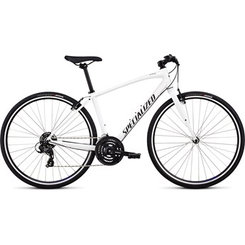 Specialized Sirrus Women V Int Metallic White/Tarmac Black