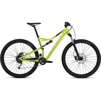 Specialized Camber FSR 29 Hyper Green/Black 2017