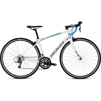 Specialized Dolce Gloss Metallic White/Pearl Cyan/Silver