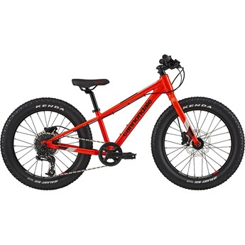 Cannondale Cujo Race 20 Plus Acid Red 2020