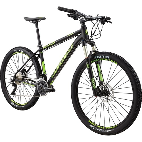 Cannondale Trail 27.5 1 Bbq 2016