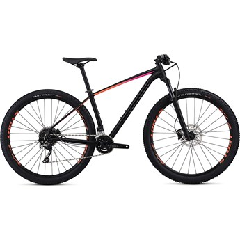 Specialized Rockhopper Womens Pro 29 Satin Gloss Black/Acid Purple/Acid Lava 2019