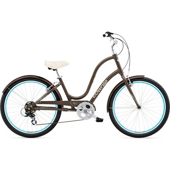 Electra Townie Original 7D Ladies' Quartz Grey
