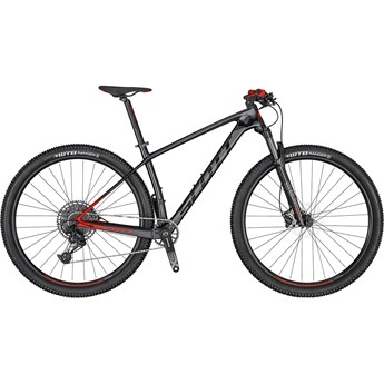 Scott Scale 940 Black/Red 2020