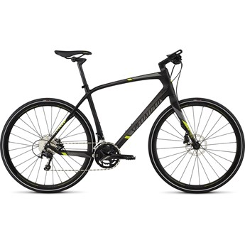 Specialized Sirrus Expert Carbon Disc Carbon/Charcoal/Hyper