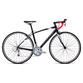 Specialized Dolce Elite X3 INT Metallicsvart/Vit/Floröd