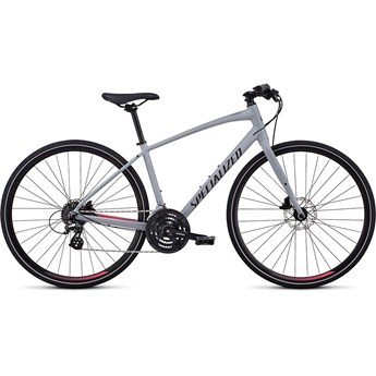 Specialized Sirrus Women Int Cool Gray/Acid Pink/Acid Red
