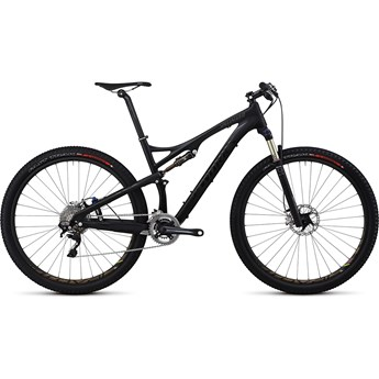 Specialized S-Works Epic FSR Kolfiber 29 XTR Materialfärg/Svart
