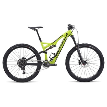 Specialized Stumpjumper FSR Expert Carbon EVO 650B Hyper Green/Black