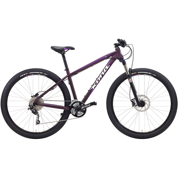 Kona Mohala White/Purple/Black On Matt Deep Purple