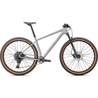Specialized Chisel Hardtail Comp Satin Light Silver/Gloss Spectraflair 2022