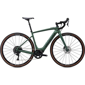 Specialized Creo SL Comp Carbon Evo Sage Green/Black