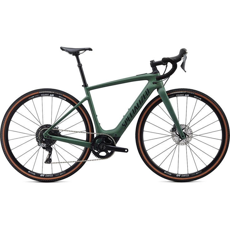 Specialized Creo SL Comp Carbon Evo Sage Green/Black 2020