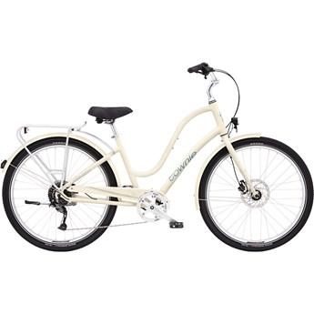 Electra Townie Path 9D EQ Step-Thru Cream 2020