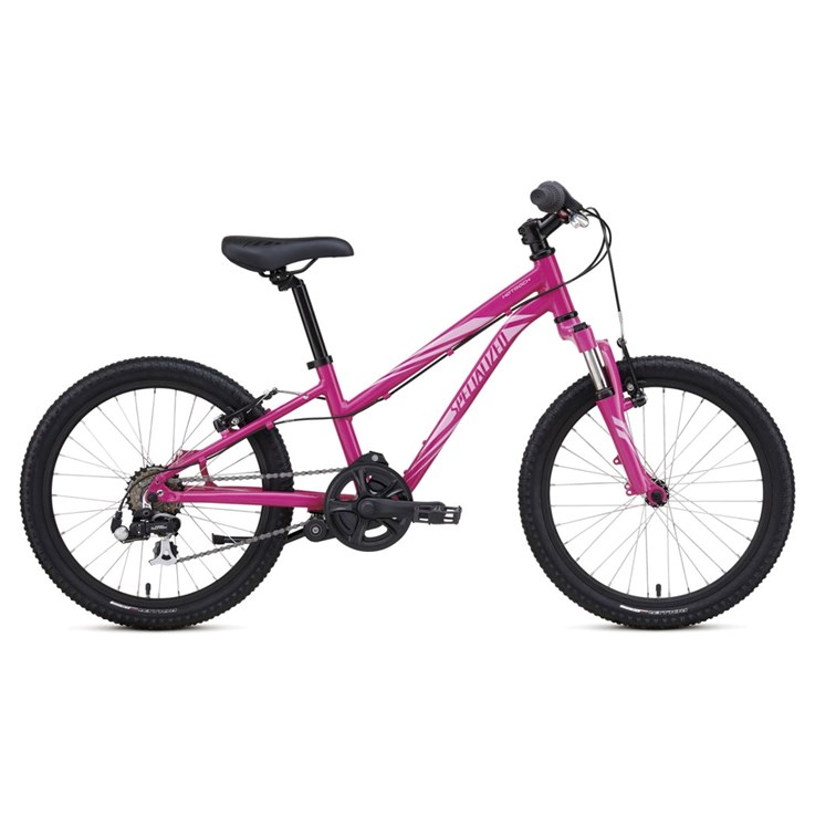 Specialized Hotrock 20 6 Speed Girls Hot Pink/Pink