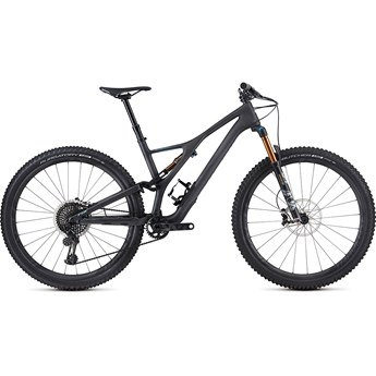 Specialized S-Works Stumpjumper FSR ST Men Carbon 29 Satin/Carbon/Storm Grey