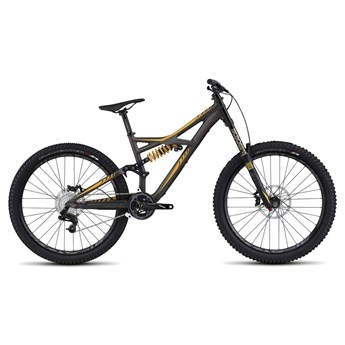 Specialized Enduro FSR Expert EVO 650B Charcoal/Yellow/Black
