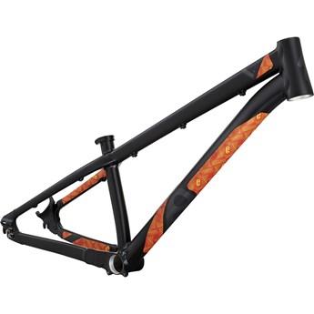 Specialized P3 Frame Satin Black/Valencia Orange/Charcoal