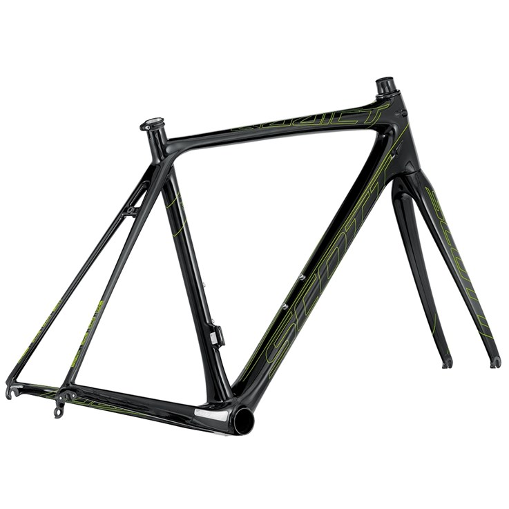 Scott Frame set Addict Team Issue HMX