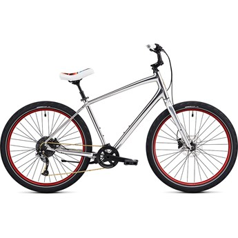 Specialized Roll Elite Ltd II Gloss Chrome/Red 2020