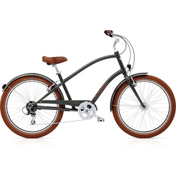 Electra Townie Balloon 8d EQ Army Grey Herr