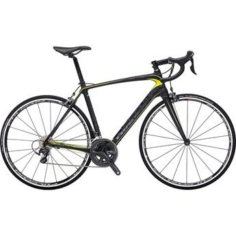 Bianchi Infinito CV Ultegra Black Matt/Black Glossy Logo/Yellow Fluo Line