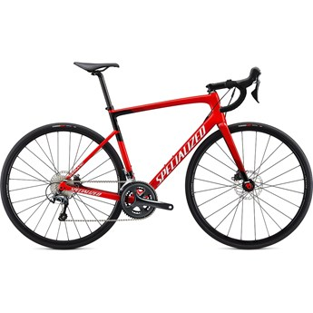Specialized Tarmac SL6 Disc Gloss Flo Red/Metallic White Silver/Fine Silver/Tarmac Black