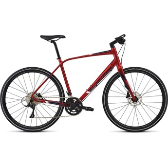 Specialized Sirrus Elite Candy Red/Navy/Baby Blue