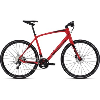 Specialized Sirrus Expert Carbon Red/Satin Black/Charcoal