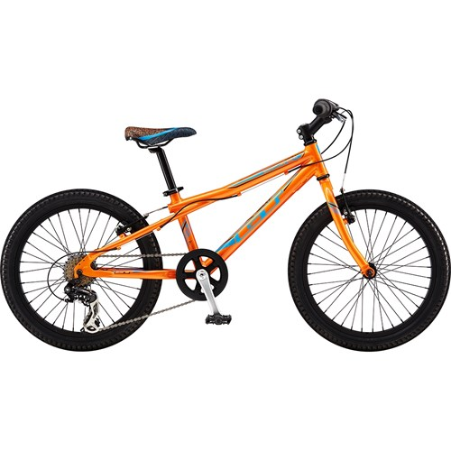 GT Aggressor 20'' Orange 2016