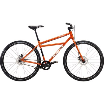 Kona Humuhumu Burnt Orange with Off-White and Black Decals