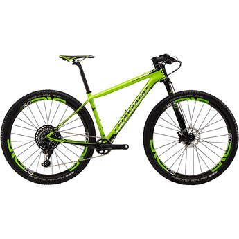 Cannondale F-Si Hi-Mod Team Berserker Green withChrome, Gloss