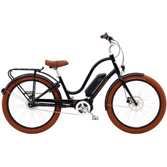 Electra Townie Go! 8i Step-Thru Black 2019