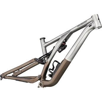 Specialized Stumpjumper Evo Alloy Frame Satin Aluminum/Gunmetal 2022