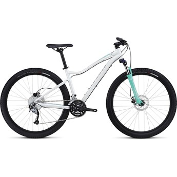 Specialized Jynx Sport 650B Gloss Dirty White/Emerald/Shadow Silver