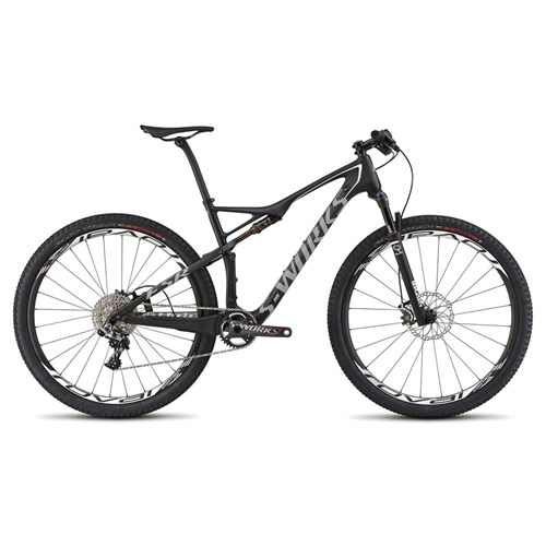 Specialized S-Works Epic FSR Carbon WC 29 Carbon/White 2015