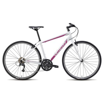 Specialized Vita Sport Metallic White/Pink/Charcoal