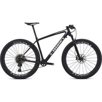 Specialized S-Works Epic HT Men Carbon SRAM 29 Satin Carbon/White 2018