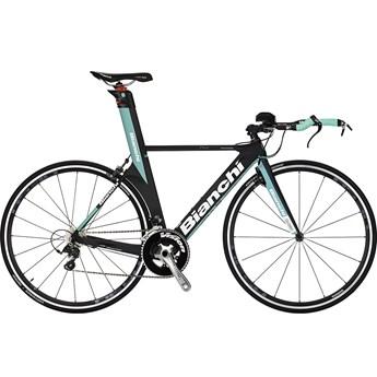 Bianchi Pico Crono Kolfiber Svart/Celeste