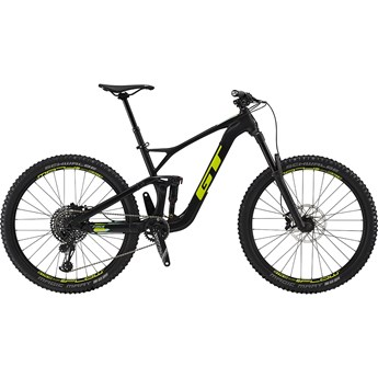 GT Force Carbon Expert Satin Raw with Gloss Chartreuse and Glacier Mint 2019