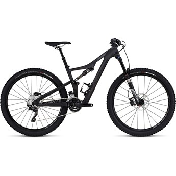 Specialized Rhyme FSR Comp Carbon 650B Satin Carbon/Charcoal