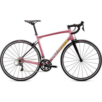 Specialized Allez E5 Satin/Gloss Dusty Lilac/Black/Summer/Hyper Fade 2020