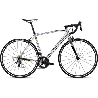 Specialized Allez Expert DSW SL Polished/Tarmac Black/Monster Green/Gray/White